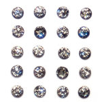 Queen and Company - Bling - Self Adhesive Stones - Nightfall