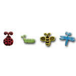 Queen and Company - Specialty Brads - Garden, CLEARANCE