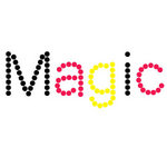Queen and Company - Magic Millennium Collection - Disney - Bling - Self Adhesive Rhinestones - Magic