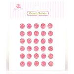 Queen and Company - Quartz Stones - Pink
