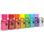 Queen and Company - Topping Collection - Set - Pixie Dust Glitter