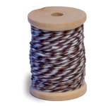 Queen and Company - Twine Spool - Browns