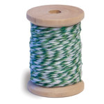 Queen and Company - Twine Spool - Greens