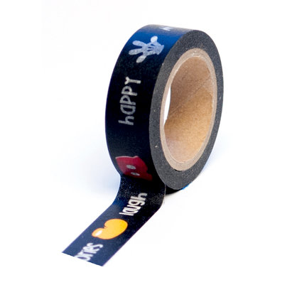 Queen and Company - Magic Collection - Trendy Tape - Icons