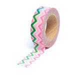 Queen and Company - Kids Collection - Trendy Tape - Zig Zag Girl