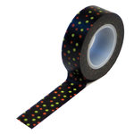 Queen and Company - Trendy Tape - Micro Dot Halloween