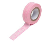 Queen and Company - Trendy Tape - Pink Motif