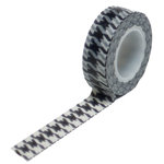 Queen and Company - Trendy Tape - Houndstooth