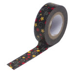 Queen and Company - Magic Collection - Trendy Tape - Stars and Swirls Magic