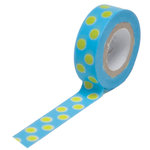 Queen and Company - Trendy Tape - Polka Summer