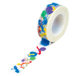 Queen and Company - Trendy Tape - Rainbow Paint