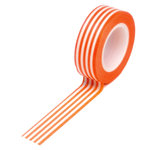 Queen and Company - Trendy Tape - Bold Stripe Orange