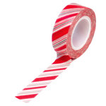 Queen and Company - Trendy Tape - Christmas - Holiday Stripe