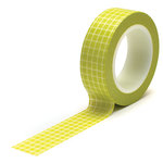 Queen and Company - Trendy Tape - Grid Green