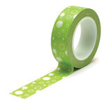Queen and Company - Trendy Tape - Bubbles Green