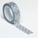 Queen and Company - Trendy Tape - Stars Silver