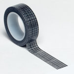 Queen and Company - Trendy Tape - Mesh Black