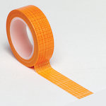 Queen and Company - Trendy Tape - Mesh Orange