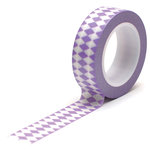Queen and Company - Trendy Tape - Diamonds Purple