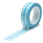 Queen and Company - Trendy Tape - Diamonds Blue