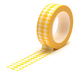 Queen and Company - Trendy Tape - Diamonds Yellow