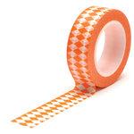 Queen and Company - Trendy Tape - Diamonds Orange