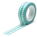Queen and Company - Trendy Tape - Diamonds Teal