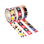 Queen and Company - Magic Collection - Tape Trio - Trendy Tape - Magic Mania