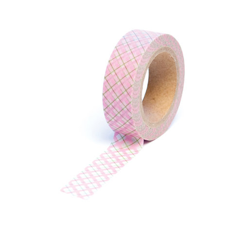 Queen and Company - Kids Collection - Trendy Tape - Argyle - Girl