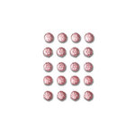 Queen and Company - Bling - Self Adhesive Rhinestones - Goosebumps - Light Pink