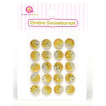 Queen and Company - Ombre Goosebumps - Yellow
