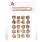 Queen and Company - Ombre Goosebumps - Orange