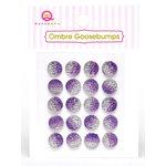 Queen and Company - Ombre Goosebumps - Purple