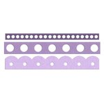 Lifestyle Crafts - Cookie Cutter Dies - Eyelet Edges