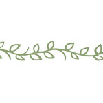 QuicKutz - Cookie Cutter Dies - 12 Inch Border - Leafy Vine, CLEARANCE