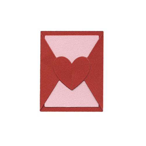 Lifestyle Crafts - Die Cutting Template - Mini Valentine