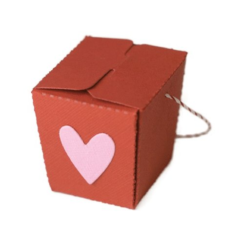 Lifestyle Crafts Mini Takeout Box Die