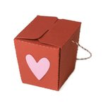 Lifestyle Crafts - Cookie Cutter Dies - Mini Takeout Box