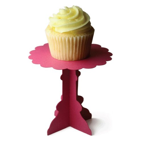 Lifestyle Crafts - Cookie Cutter Dies - Cupcake Stand