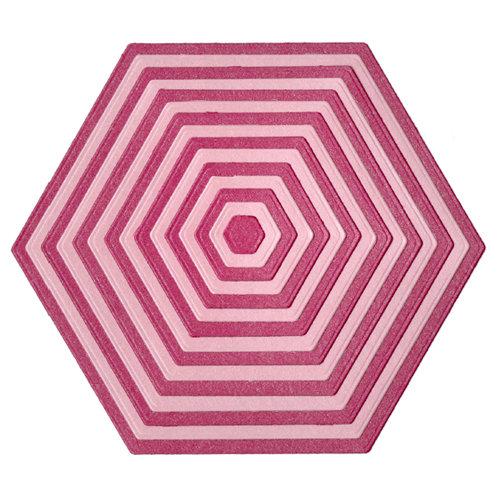 We R Memory Keepers - Cookie Cutter Dies - Nesting Hexagon