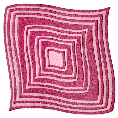 Lifestyle Crafts - Quickutz - Cookie Cutter Dies - Nesting Wavy Squares