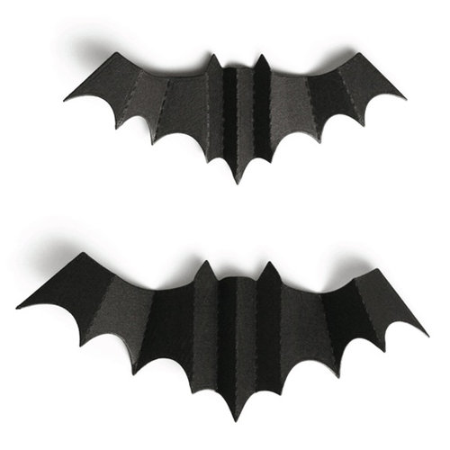 Lifestyle Crafts - Halloween - Die Cutting Template - Bats
