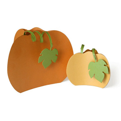 Lifestyle Crafts - Die Cutting Template - Pumpkins
