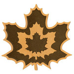 Lifestyle Crafts - Die Cutting Template - Nesting Maple Leaves