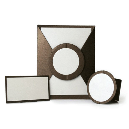 Lifestyle Crafts - Die Cutting Template - Place Setting Kit