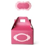 Lifestyle Crafts - Cookie Cutter Dies - Bakery Box