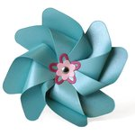 Lifestyle Crafts - Quickutz - Cookie Cutter Dies - Pinwheel