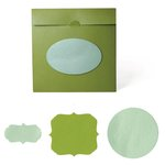 We R Memory Keepers - Cookie Cutter Dies - Disc Envelope