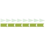 We R Memory Keepers - Cookie Cutter Dies - Pennant Punches