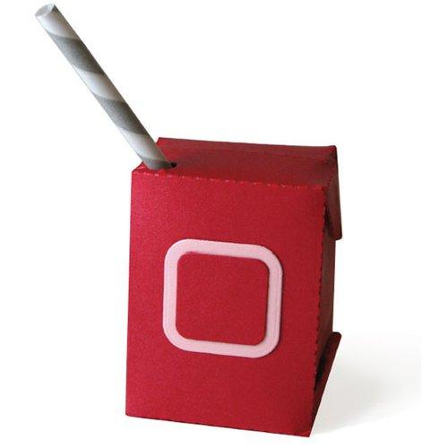 We R Memory Keepers - Cookie Cutter Dies - Juice Box